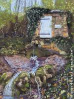 La source (Combe Saint Joseph)
